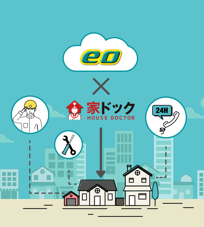 EO×家ドック